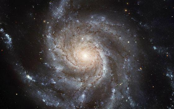 Фото бесплатно галактика, звезды, планеты