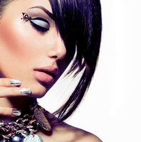Заставки девушка, модель, макияж