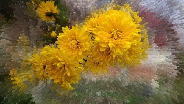 Photo free flower fantasy, flowers, bouquet