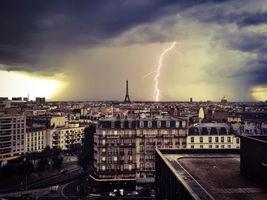 Обои Paris, France, Париж, Франция, город