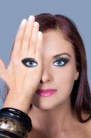 Фото бесплатно гламур, девушка, глаза