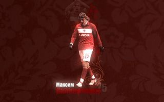 Фото бесплатно футболист, Максим Калиниченко, форма
