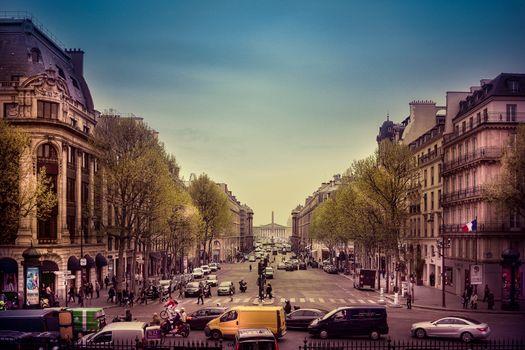 Photo free place de La Madeleine, Paris, France