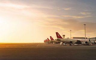 Заставки аэропорт, самолеты, трапы, техника, обслуживание