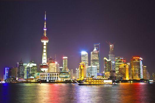 Бесплатная заставка китай, шанхай