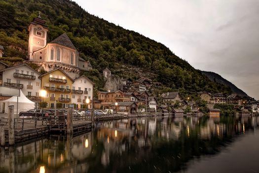 Photo free Alps, Austria, lake