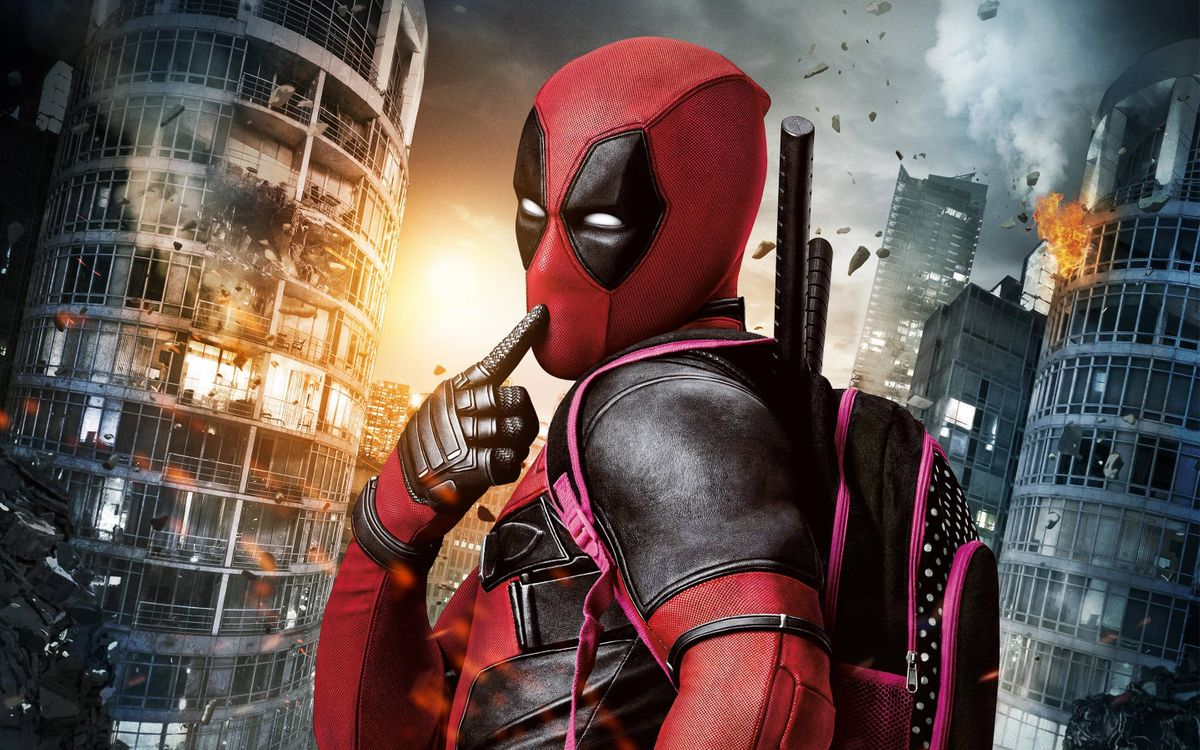Free photo Deadpool, the character - to desktop