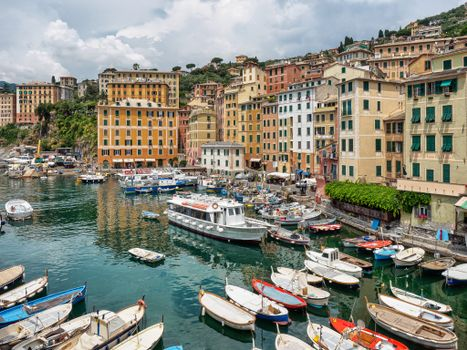 Фото бесплатно Италия, Камольи, Camogli