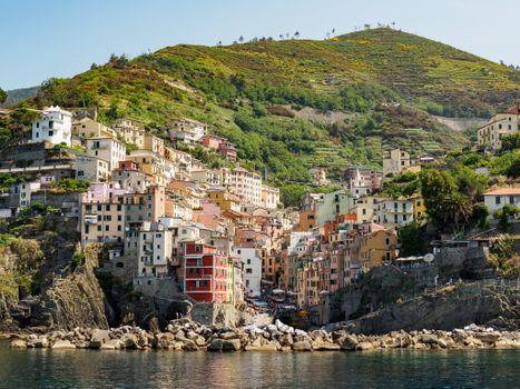 Фото бесплатно Cinque Terre, Riomaggiore, Италия