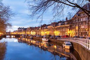 Фото бесплатно Харлем, Нидерланды, город