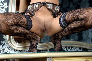 Фото бесплатно Девушка, модель, эротика