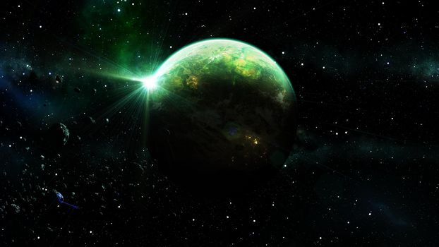 Бесплатно космос, планеты скачать фотографию