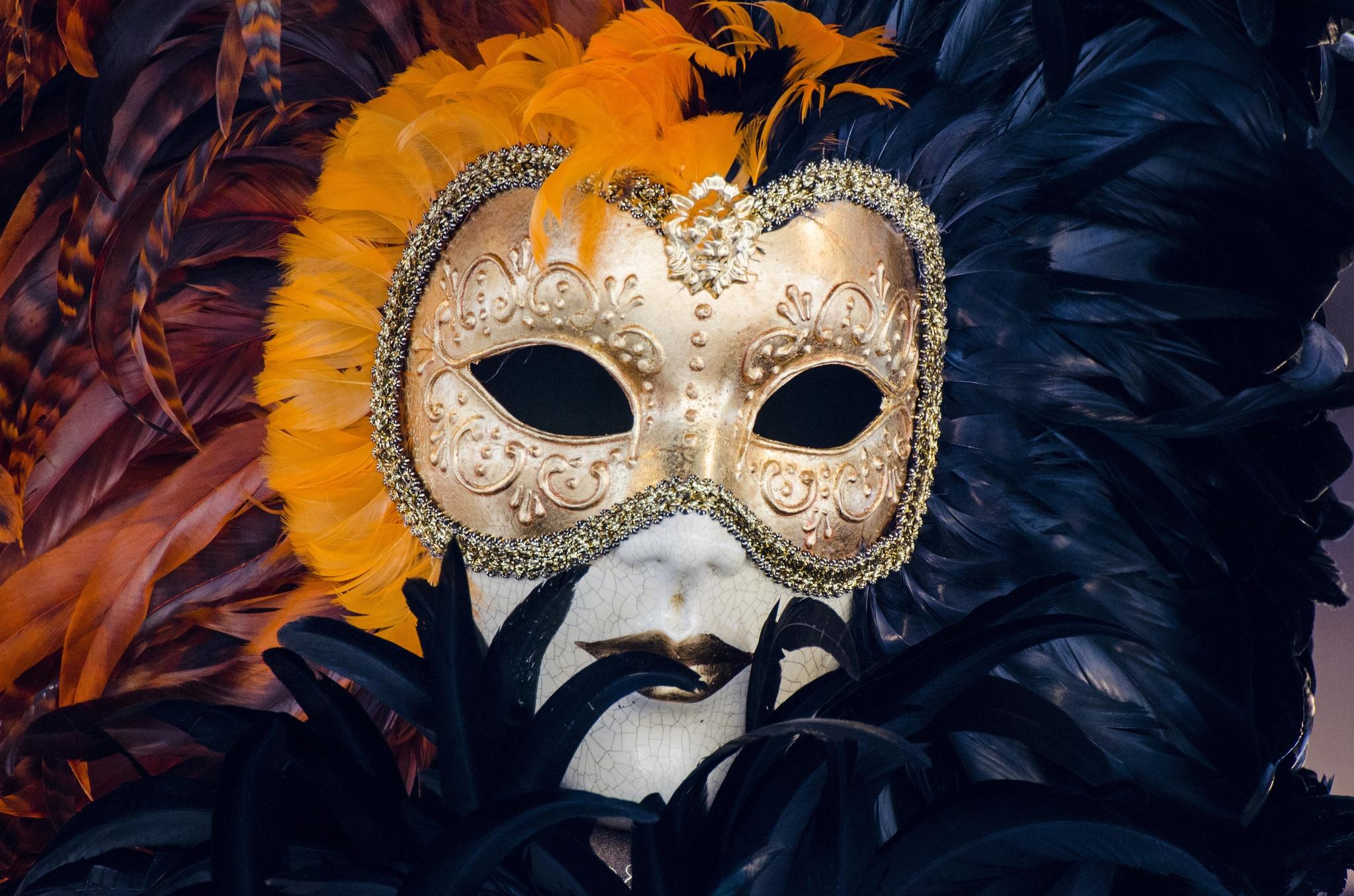 карнавал, маска, маски