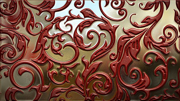 Photo free ornament, patterns, texture