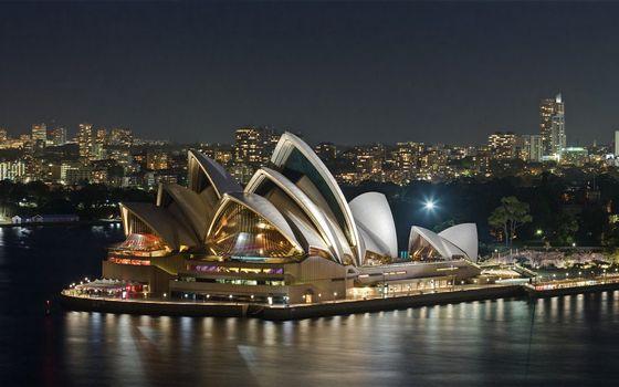 Фото сидней, австралия в хорошем качестве