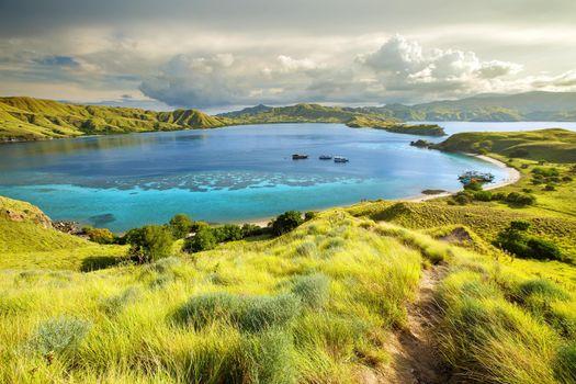 Фото бесплатно Gili Lawa, East Nusa Tenggara, Indonesia