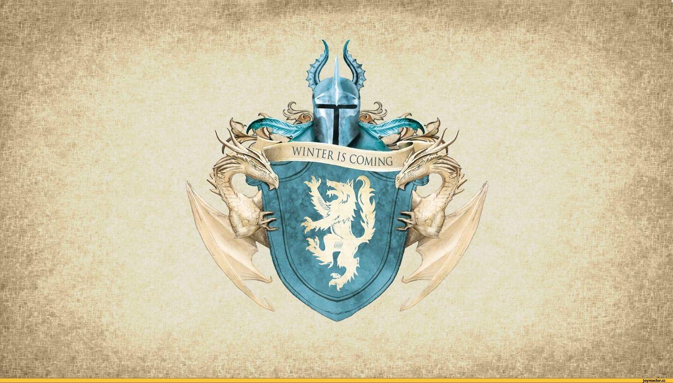Фото бесплатно герб старков, Игры Престолов, сериал - на рабочий стол