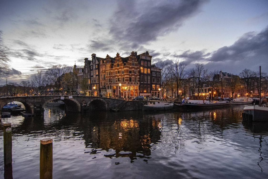 Заставка амстердам, амстердам на монитор