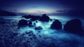Бесплатные фото Портиньо да Аррабида,пляж,Португалия,закат,берег,камни,пейзаж