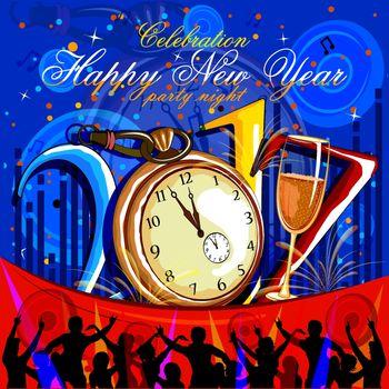 Фото бесплатно Счастливый Новый Год 2017, фон, Новый год обои
