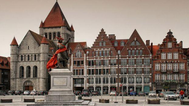 Фото бесплатно площадь, статуя, монумент