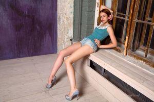 Бесплатные фото Isabella, модель, красотка, девушка