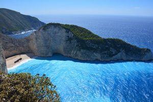 Фото бесплатно Остров Закинф, Греция