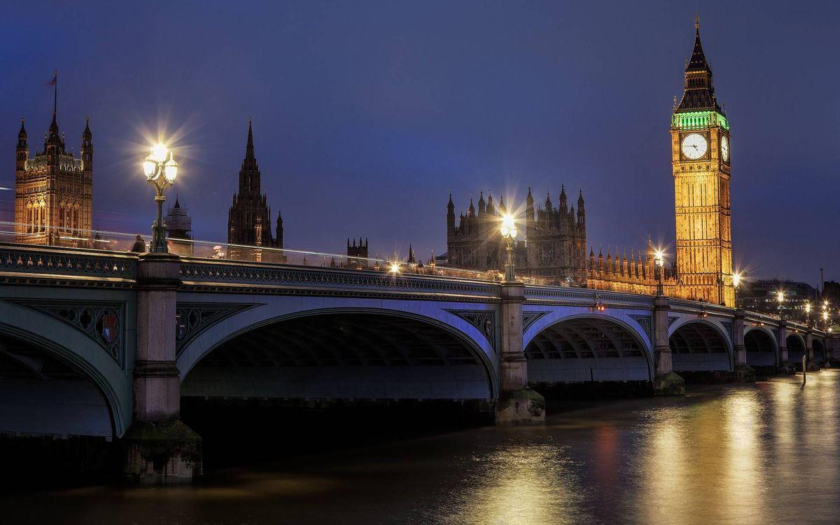 Фото бесплатно London, England, Great Britain - на рабочий стол