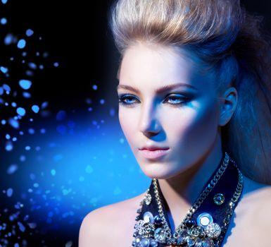 Фото бесплатно модель, девушка, украшение