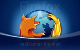Бесплатные фото значок,эмблема,firefox,браузер,надпись,rediscover the web
