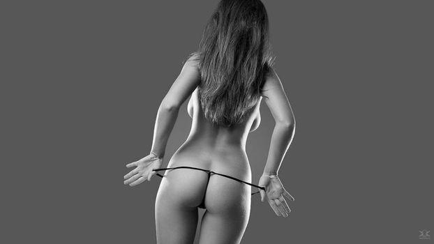 Бесплатные фото девушка,секси,позирует,попка