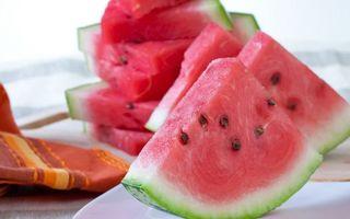 Бесплатные фото ягода,арбуз,дольки,мякоть,семечки,кожура