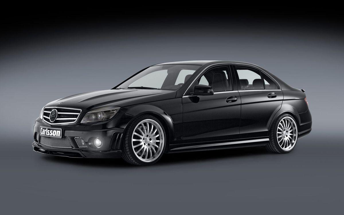 Free photo Mercedes carlson, black, grille - to desktop