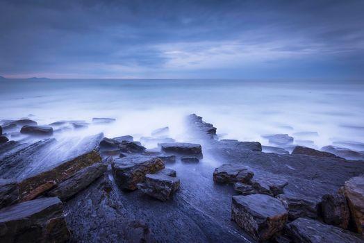 Photo free sea, Bizkaia, landscape