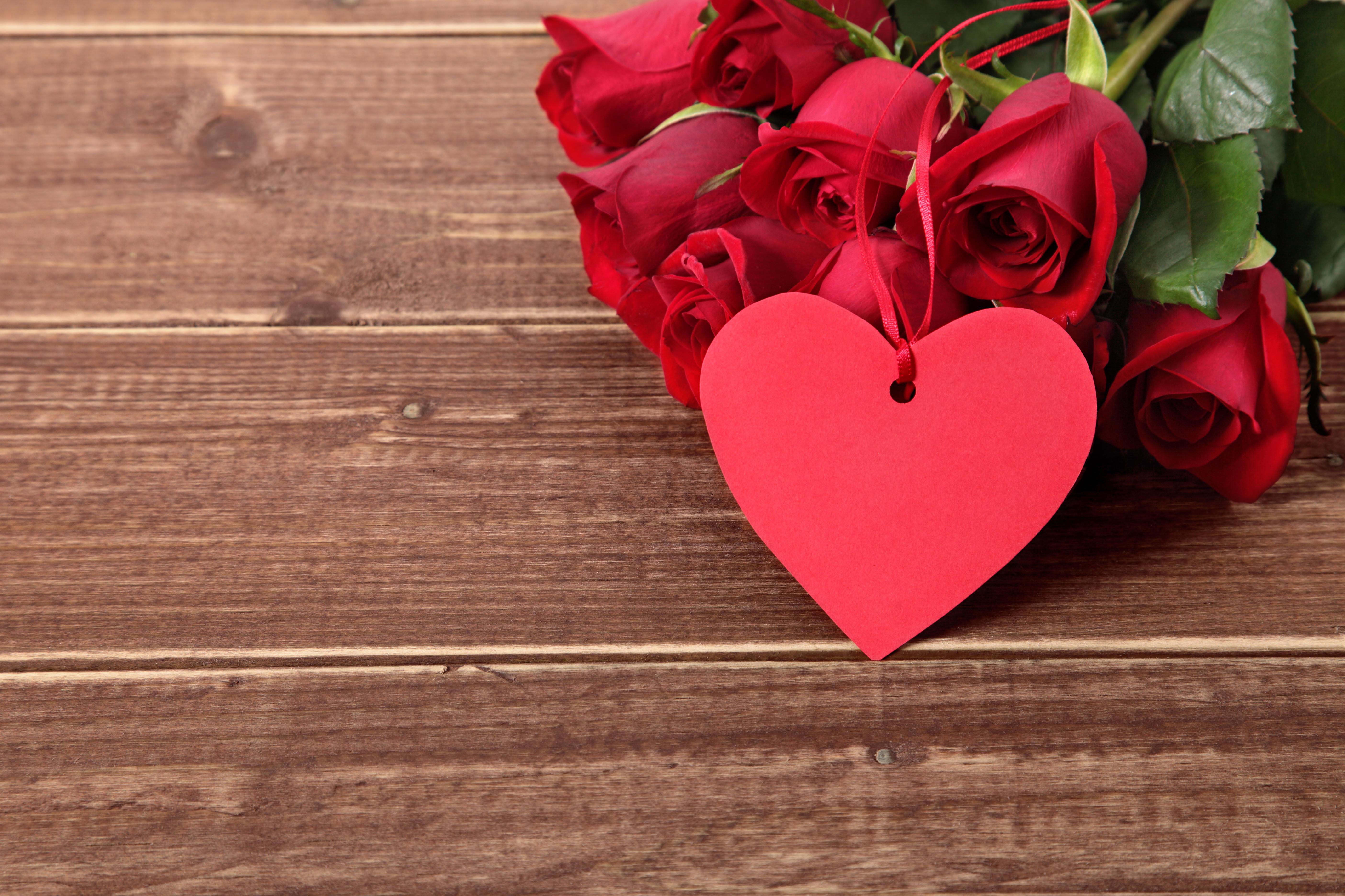 сердце в розах скачать