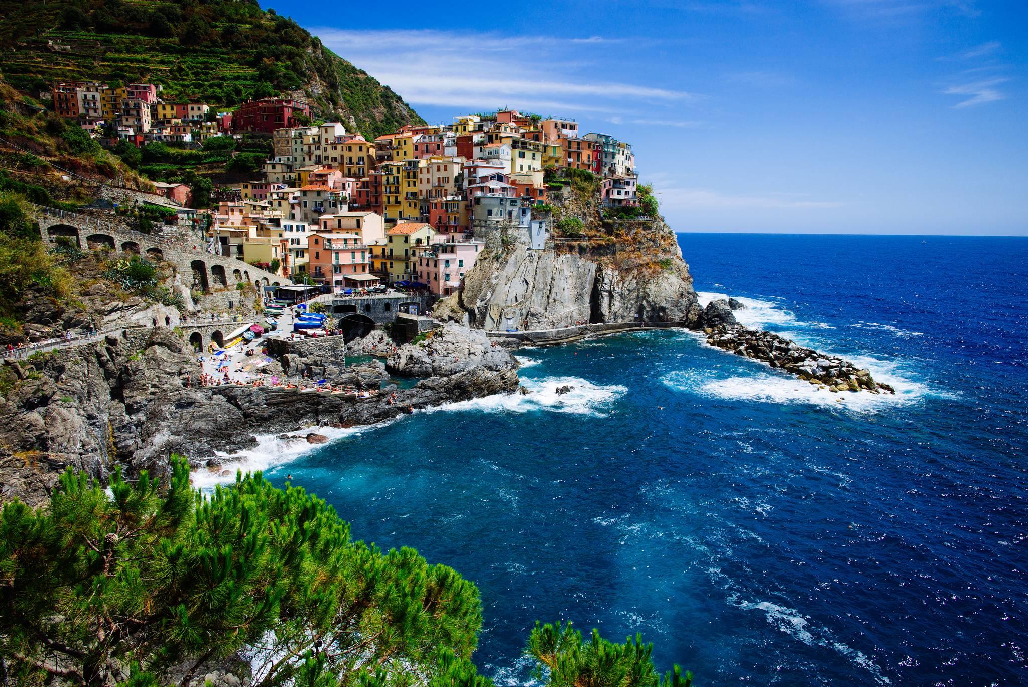 Картинки пляж и море италии на телефон