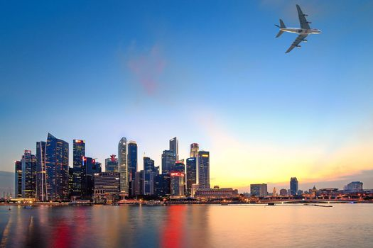Фото бесплатно город, сингапур - на рабочий стол