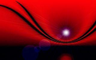 Фото бесплатно заставка, красная, линии