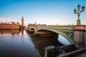 Бесплатные фото Westminster Bridge,Thames,London