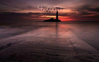 Фото бесплатно побережье, море, остров