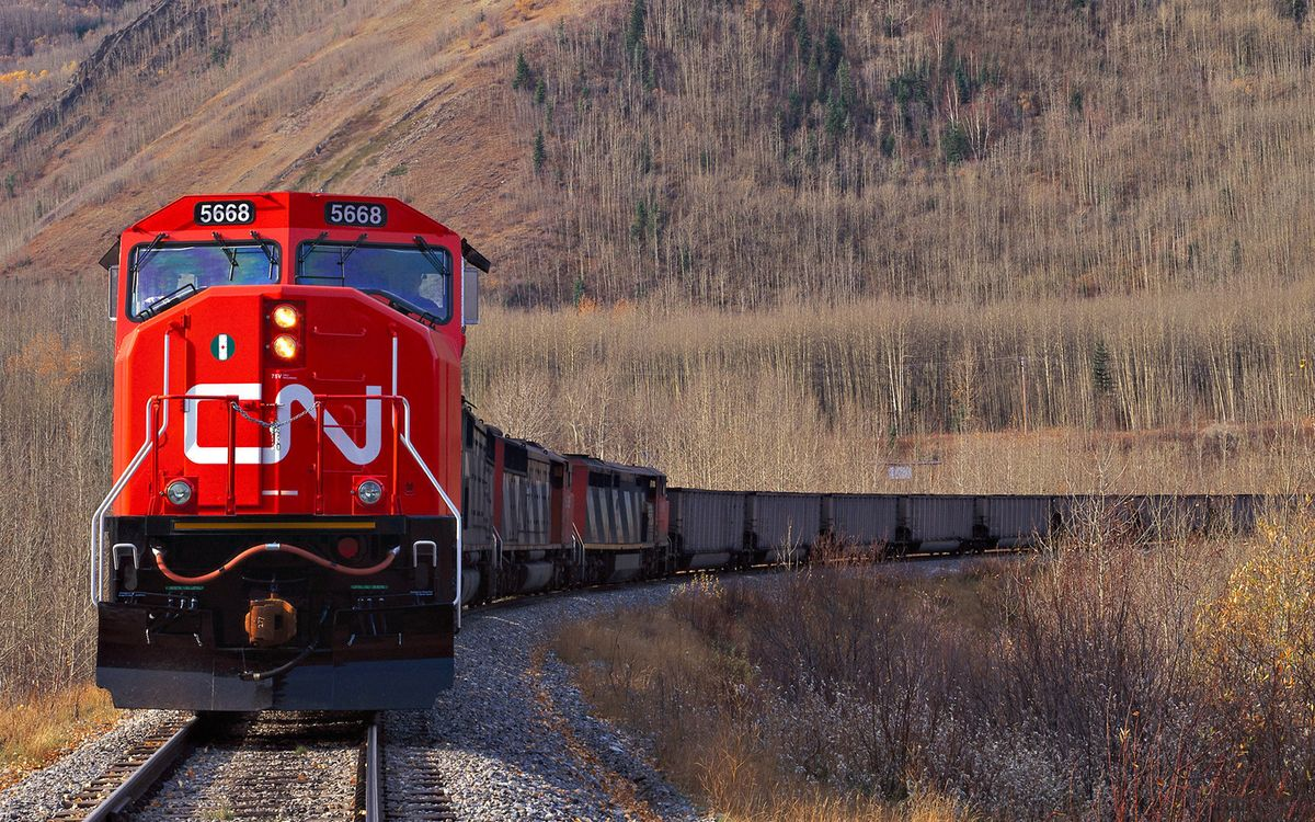 case submission cn railway Chapter 2 rail transportation application pending the outcome of cn's case before the cn, questioned whether the submission was eligible for.