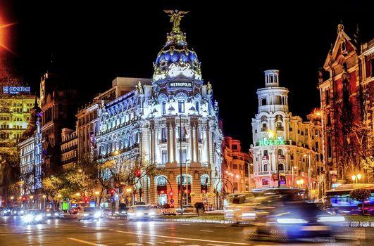 Заставки Испания, Мадрид, город