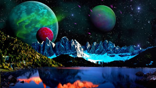 Фото бесплатно невесомость, космос, вакуум
