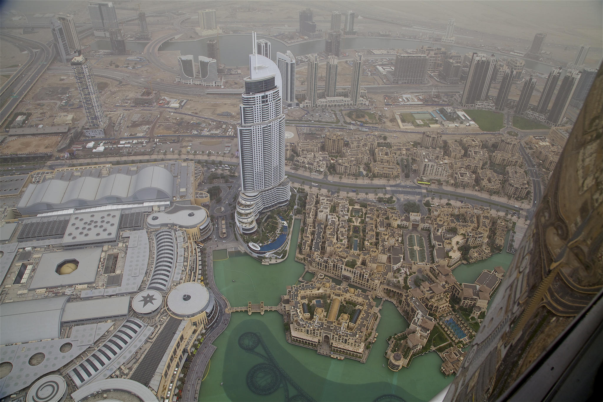 Обои Бурдж-Халифа, Дубай, ОАЭ