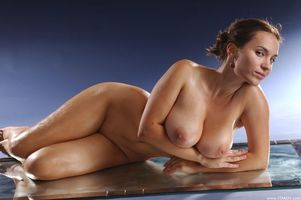 Фото бесплатно сексуальная девушка, Чесни, обнаженная девушка