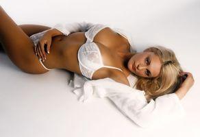 Фото бесплатно нижнее белье, Модель, сексуальная девушка