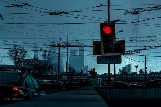 Фото бесплатно ART IRBIS PRODUCTION, Москва, светофор