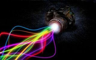 Бесплатные фото фотоаппарат,Fujifilm FinePix S6000fd,кнопки,надписи,объектив,линии цветные
