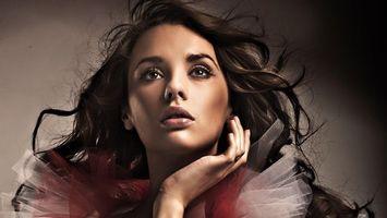 Заставки Анна Субботина, девушка, макияж