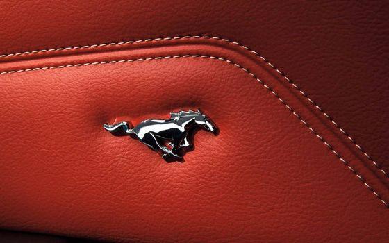 Фото бесплатно сиденье, логотип, Ферарри